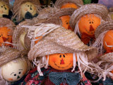 Fall Decorations  Arts and Crafts  Maggie Valley  North Carolina  USA