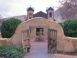 El Santurario  Chimayo  New Mexico  USA