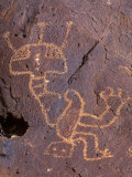 Petroglyphs  Albuquerque  New Mexico  USA