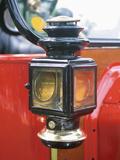 Antique Car Lantern in Good Condition