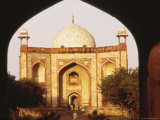 Sacred Tomb of Humayun in Delhi  India