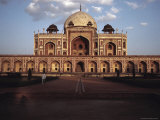 Tomb of Humayun in Delhi  India