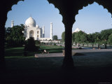 Majesetic Taj Mahal
