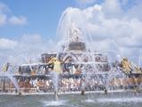 Beautiful Basin of Latona Fountain