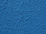 Close-up of Blue Abstract Texture