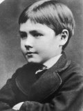 Rudyard Kipling English Writer as a Boy
