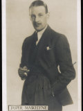 Jasper Maskelyne English Stage Magician