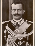 Vittorio Emanuele III King of Italy and Albania
