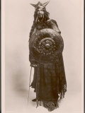 Mr Arthur Bourchier Dressed for the Part of Macduff