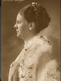 Wilhelmina Queen of Holland Reigned 1890-1948  She Abdicated in Favour of Her Daughter Juliana