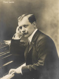 Franz Lehar Hungarian Composer and Conductor