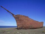 Shipwreck  Rio Gallegos  Argentina