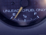 Gas Gauge Running on Empty