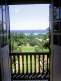 View from Upper Level of Mansion  Bermuda