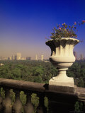 Castillo Chapultepec Balcony  Mexico City  Mexico