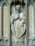 Sculpture of a Saint  UK