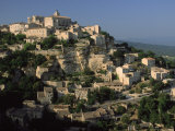 Hilltop City of Gordes  France
