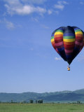 Teton Valley Hot Air Balloon Festival  Driggs  ID