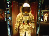 Lunar Eva Suit  Worn on Apollo 12 Moon Mission