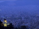 Nymphenion Observatory  Athens  Greece