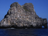 Arch Rock off Wolf Island  Galapagos Islands