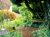Large Informal Country Garden