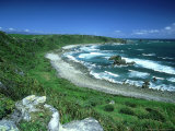 Cape Foulwind  New Zealand  Named by Captain Cook