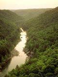 View of Big South Fork River  TN