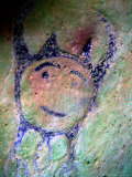Leo Petroglyph  Indian Rock Art
