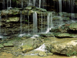 Falls on a Tributary of the Caney Falls River  TN