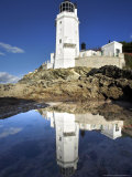 St Antonys Head Lighthouse  Cornwall  UK