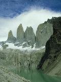 Torres Del Paine  Torres Del Paine National Park  Chile