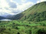 Nantgwynant Valley  North Wales  UK