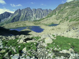 High Tatra Mountains National Park  Slovakia