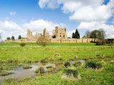 Kenilworth Castle  Warwickshire  England