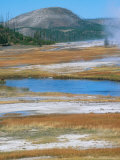Midway Geyser Basin  USA
