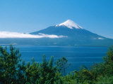 Osorno Volcano and All Saints Lake  Chile