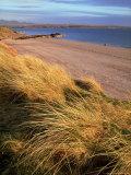 Dunes and Beach  Ross-Shire  Scotland