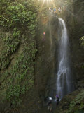 King Louie Waterfall  Osa Peninsula  Costa Rica
