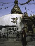 Chorten  Nepal