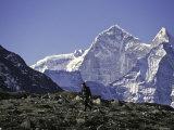 Trekking in Kang Taiga  Nepal