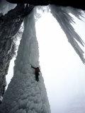 Ice Climbing  USA