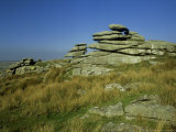 The Cheesewring  Bodmin Moor  UK