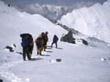 Climbing up Southside of Everest  Nepal