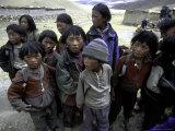 Children  Tibet