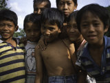Smiling Children  Indonesia