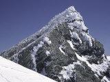 Snowy Summit of South Arapahoe Peak  Colorado