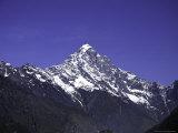 Kwandge Ri Landscape  Nepal