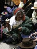 Old Man  Tibet