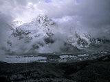 East Ronbuk Glacier  Nepal